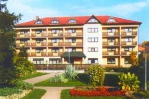 """Klinik """"Zur Solequelle"""" - Bad Windsheim Bayern Deutschland"""