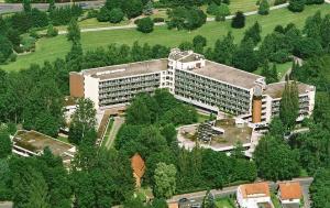 Rehakliniken: Klinikzentrum Mühlengrund GmbH - Bad Wildungen Hessen Deutschland