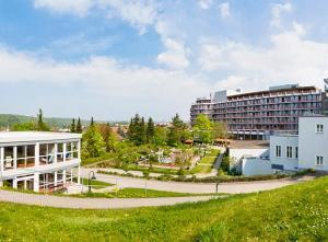 Rehakliniken Bayern: Klinik Bavaria in Bad Kissingen Deutschland