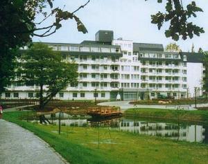 Rehakliniken: MEDIAN Klinik Berggießhübel Sachsen Deutschland