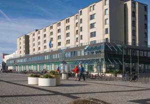 Rehakliniken Niedersachsen: Nordseeklinik Borkum auf Borkum