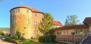 Rehakliniken: Dr. Becker Burg-Klinik - Stadtlengsfeld Thüringen Deutschland