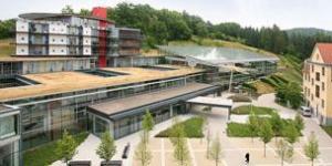 Rehakliniken: Rehabilitationsklinik Bad Colberg Thüringen Deutschland