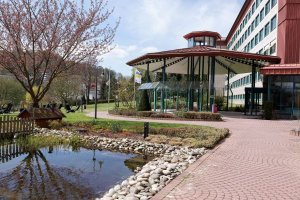 Rehaklinik Nordrhein-Westfalen: Reha-Zentrum Bad Driburg Klinik Berlin