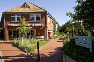 Rehakliniken Schleswig-Holstein: DRK-Nordsee-Reha-Klinik Goldene Schlüssel