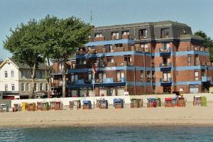 Rehakliniken Schlewig-Holstein: Klinik Westfalen Wyk auf Föhr