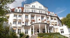 Rehakliniken Baden-Württemberg: Klinik Hohenlohe in Bad Mergentheim Deutschland
