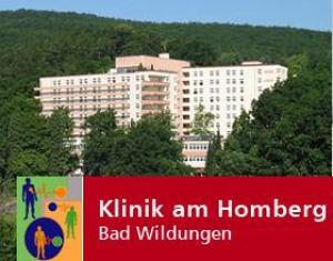 Rehabilitationklinik: Klinik am Homberg - Bad Wildungen Hessen Deutschland