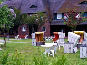Louise-Schroeder-Haus - Keitum Sylt Nordsee Deutschland