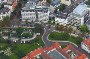 Rehakliniken Hessen: Rehabilitationszentrum am Sprudelhof in Bad Nauheim