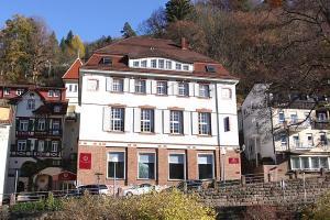 Rehakliniken Deutschland: Olgabad Rehaklinik in Bad Wildbad Baden-Württemberg