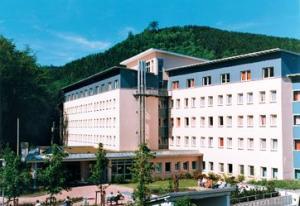 Rehakliniken: MediClin Klinik am Rennsteig - Bad Tabarz Thüringen Deutschland