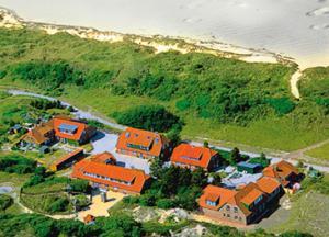 Evangelische Mutter-Kind-Klinik - Spiekeroog Nordsee Deutschland