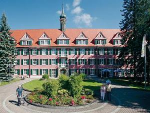 Rehaklinik Baden-Württemberg: Schloss-Klinik Sonnenbühl in Bad Dürrheim