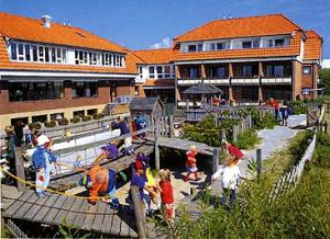 "Mutter-Kind-Klinik ""St. Willehad"" - Wangerooge Nordsee Deutschland"