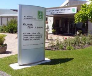Rehakliniken Hessen: Klinik Quellental in Bad Wildungen