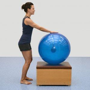 Ratgeber: Der Muskelkraft viel Gutes tun - Gymnastikbälle mit Pendel im Inneren