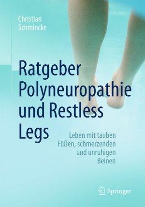"""Buchtipp: """"Ratgeber Polyneuropathie und Restless Legs"""" - Dr. Christian Schmincke"""