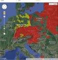 Aktuelles: Neu im Netz: FSME-Europakarte im Google-Maps-Design